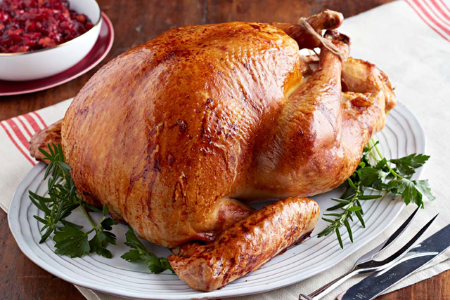 Garlic Herb-Brined Turkey Recipe - Kraft Canada