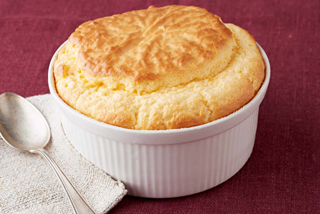 Easy Three-Cheese Soufflé Recipe - Kraft Canada