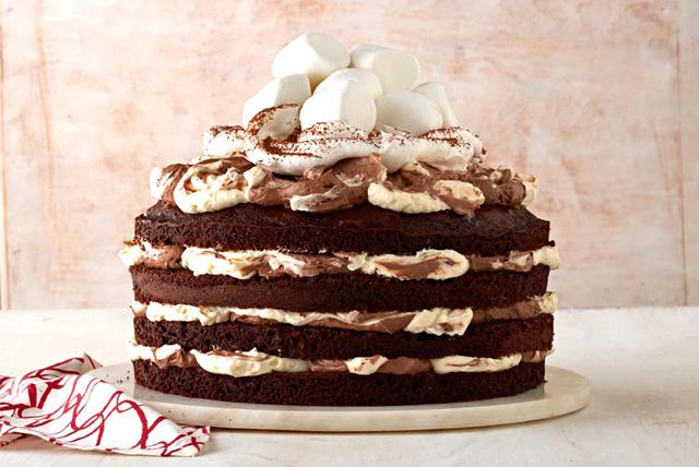 Torte au chocolat spectaculaire Image 1