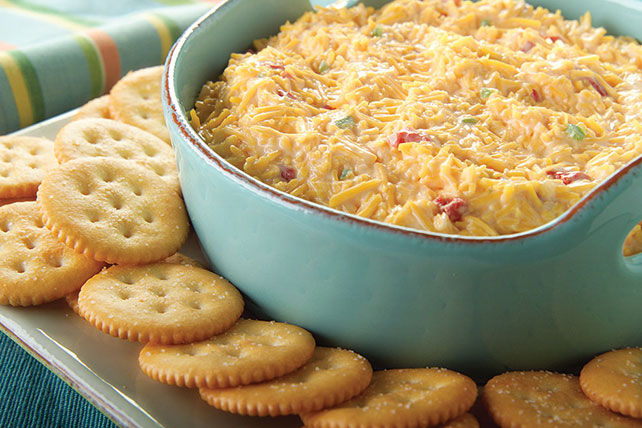 Spicy Pepper Cheese Spread