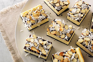 Coconut Joy Cheesecake Bars