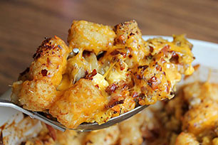 TATER TOT Breakfast-Time Casserole