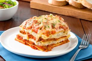 Lasagne Basilicata classique