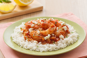 Greek-Style Shrimp with Fennel and Tomato