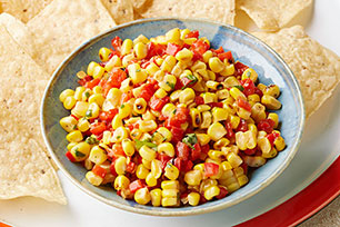 Red Pepper & Corn Salsa