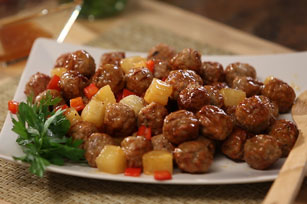 Tiffany's Tips for Sweet & Spicy Meatballs