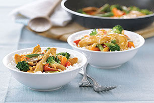 Easy Skillet Chicken Stir-Fry