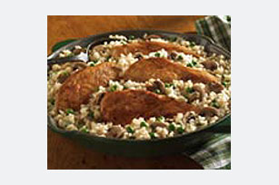 Chicken & Brown Rice Pilaf Image 1