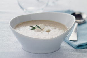 Rustic Potato-Leek Soup