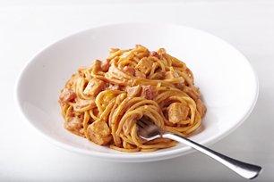 Spaghetti italien au poulet et au fromage VELVEETA Image 1