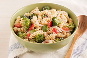 Salade de pâtes végétarienne Image 1