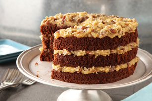 BAKER'S Classic German Chocolate Cake