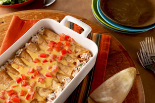 Microwave Chicken Enchiladas Image 1