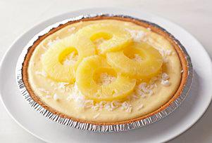 Piña Colada Cheesecake Image 1