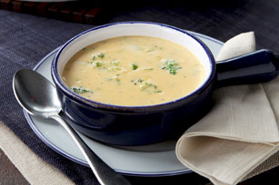 Cheesy Broccoli Soup Image 1