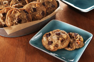 Coffee-Chocolate Chunk Cookies Image 1