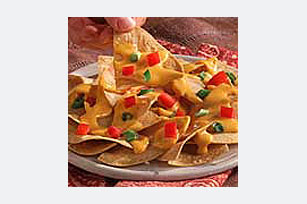Quick 'n Cheesy Nachos