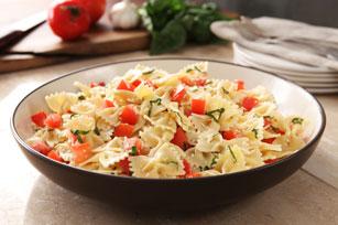 Italian Pasta with Tomato & Basil