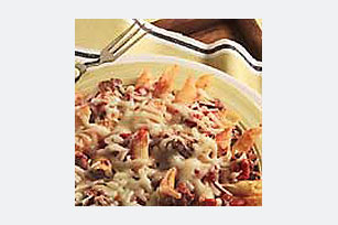 Classic Baked Mostaccioli Image 1