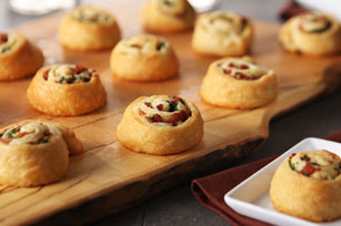 Bacon-Onion Pinwheels Image 1