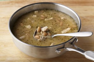 Hearty Herb Chicken Soup