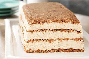 Cappuccino Cheesecake Frozen Dessert