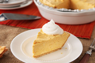 PHILADELPHIA® No-Bake Pumpkin Cheesecake