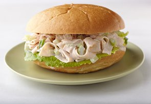 Quick Chicken Salad Sandwiches Image 1