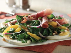 Arugula and Prosciutto Salad
