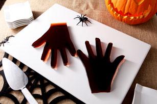 Mains en gelée Jell-O pour l'Halloween Image 1