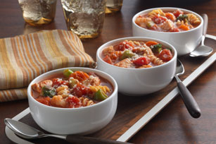 Quick Chicken Minestrone Image 1