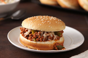 Sandwichs Sloppy Joe « pizza » Image 1