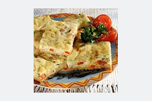 Three Cheese Quiche Appetizers Image 1