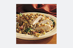 STOVE TOP® One-Dish Chicken Bake with Vegetables Image 1