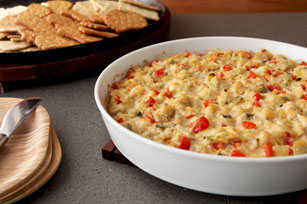 Hot Crab-Artichoke Spread