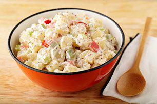 Salade de pommes de terre maison Image 1