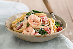 Shrimp In Love Pasta