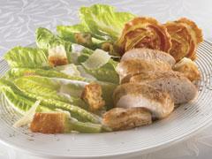 Smoked Chicken-Caesar Salad