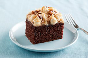 German Chocolate Mallow Cake Image 1
