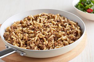 Easy Cheesy Hamburger Mac
