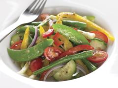 Farm-Fresh Veggie Salad