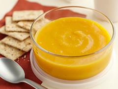 Butternut Squash, Orange & Ginger Soup