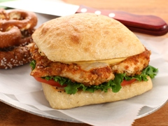 Tipsy Chicken Sandwich