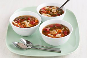 Quick Minestrone Soup Image 1