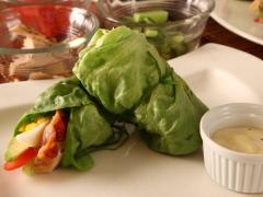 Cobb Salad Rolls