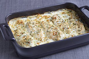 4 Cheese Chicken Alfredo Image 1