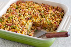 Ham and Cheese Casserole Image 1
