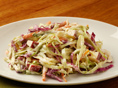Apple-Dijon Slaw
