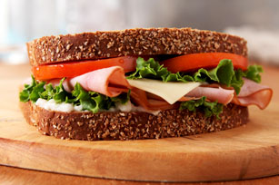 All-American Ham Sandwich Image 1
