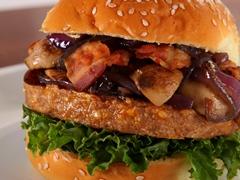 BOCA Bacon-Mushroom Burger